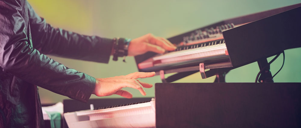 Rock pianiste