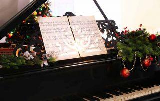 bon cadeau piano pour Noël